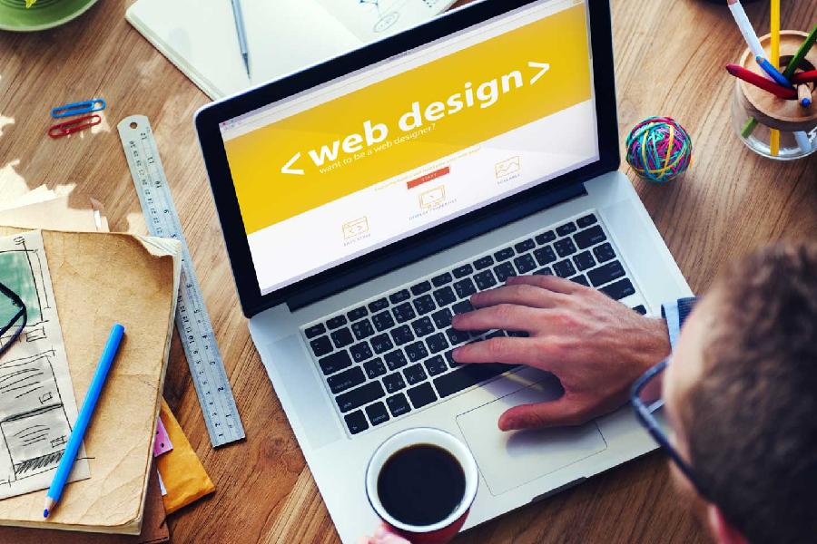 Để có một website đẹp và hiệu quả