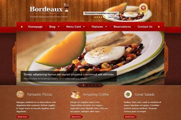 Top công ty thiết kế website nhà hàng đẹp
