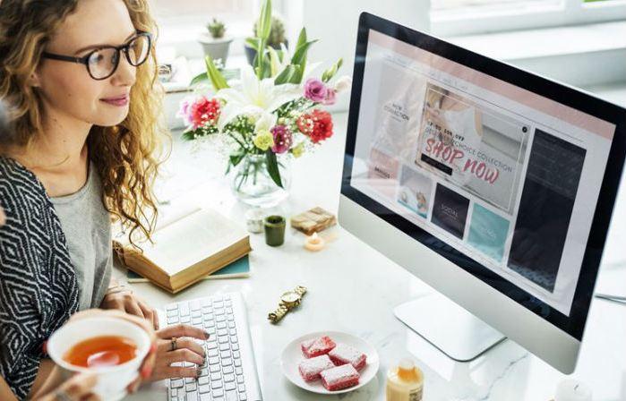 Thiết kế website bán hàng giúp khách hàng tiếp cận sản phẩm dễ dàng