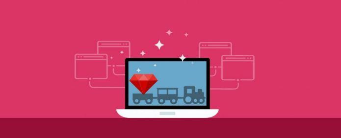 Lập trình cho website với Ruby