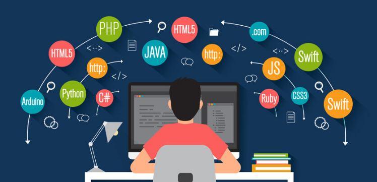 Top 8 ngôn ngữ thiết kế web thông dụng nhất hiện nay