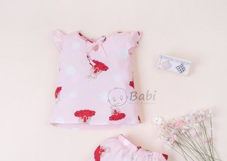 Babi - website bán quần áo trẻ em