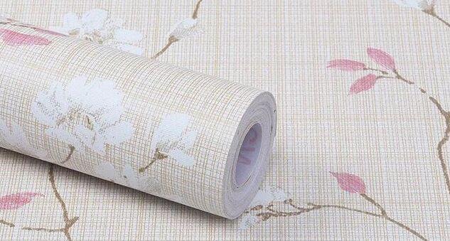 Ưu diểm của giấy decal dán tường