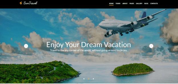 4 tiêu chí đánh giá website du lịch