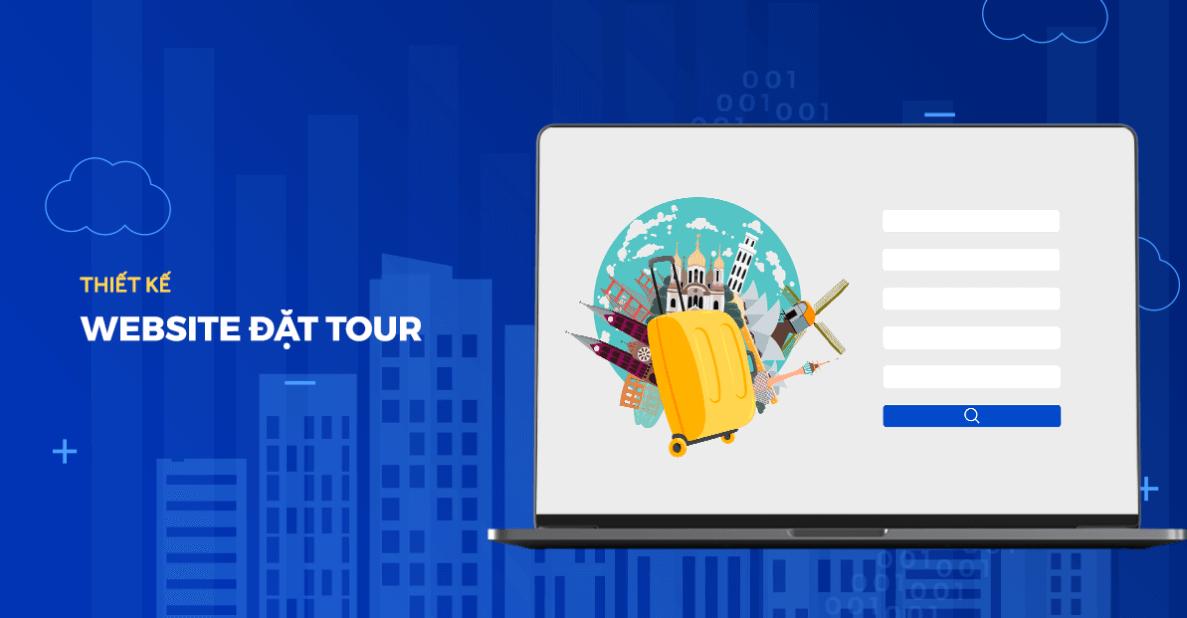 Lợi ích khi thiết kế website du lịch