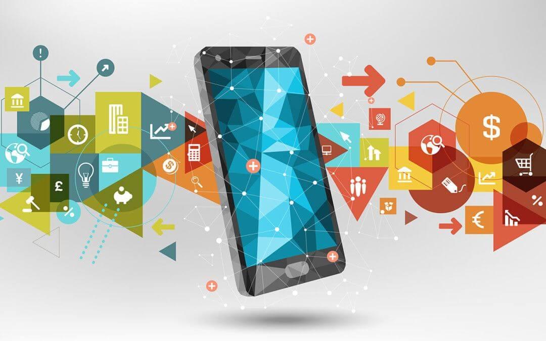 Việc sử dụng di động giúp cho việc gửi thông tin nhanh chóng và thuận tiện hơn cho người dùng