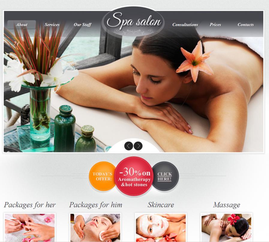 vai trò việc thiết kế website spa