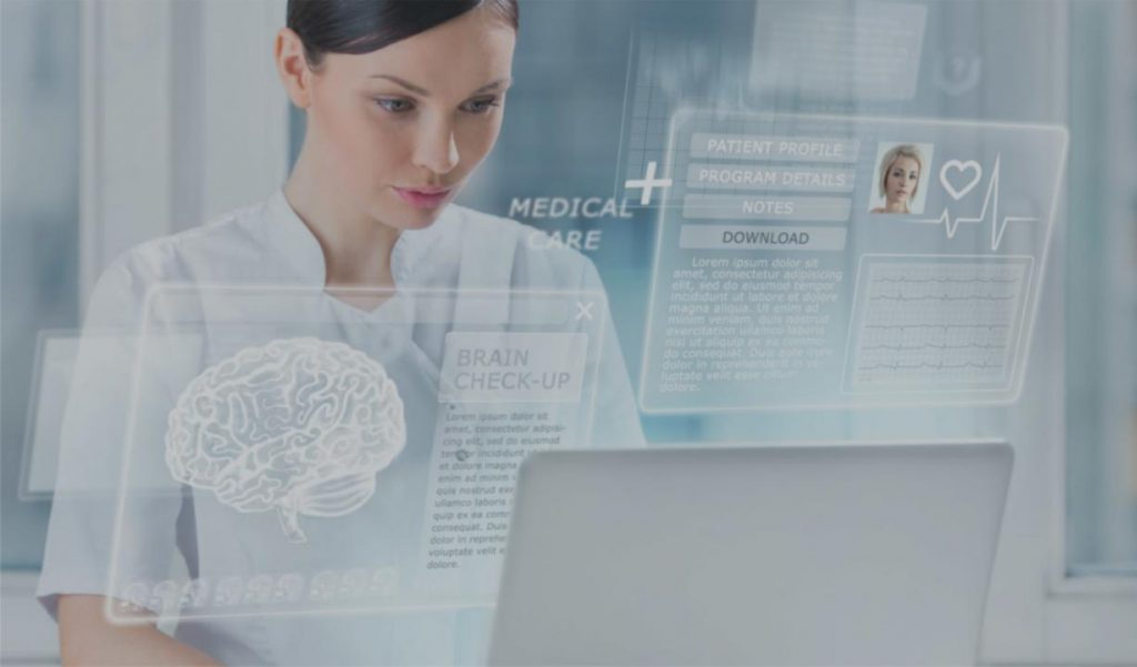 IoT giúp quản lý dữ liệu chăm sóc
