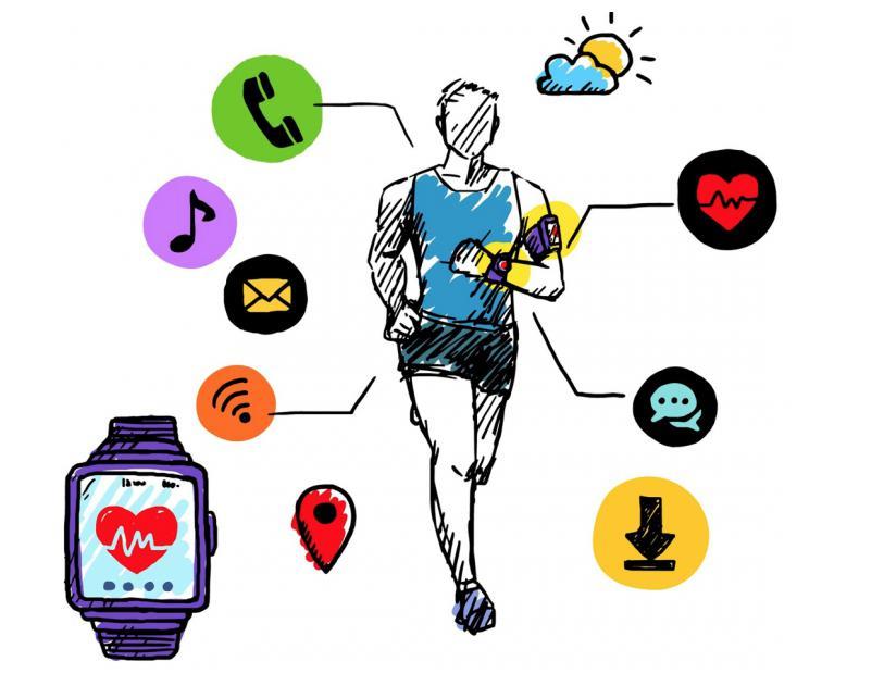 IoT giúp theo dõi tình trạng sức khoẻ kịp