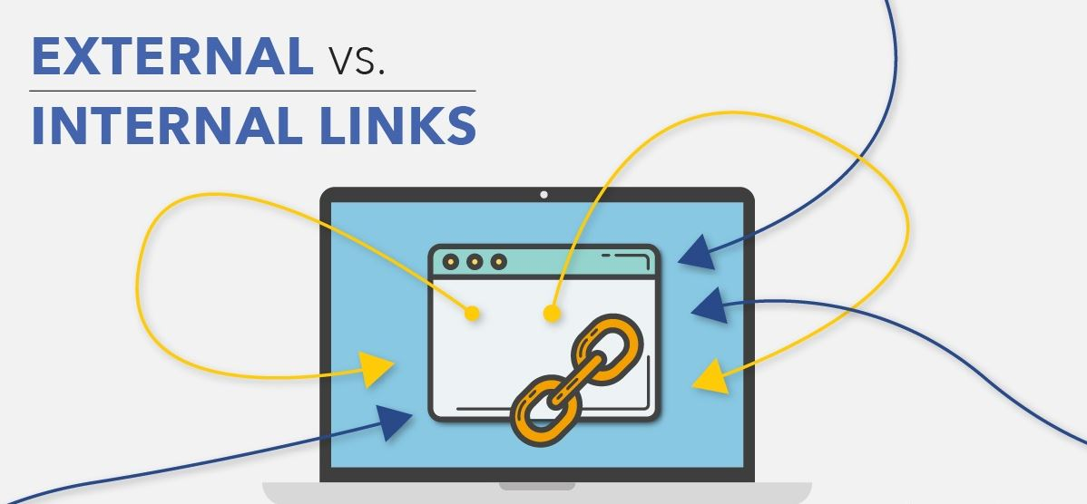 Tối ưu internal link và external link