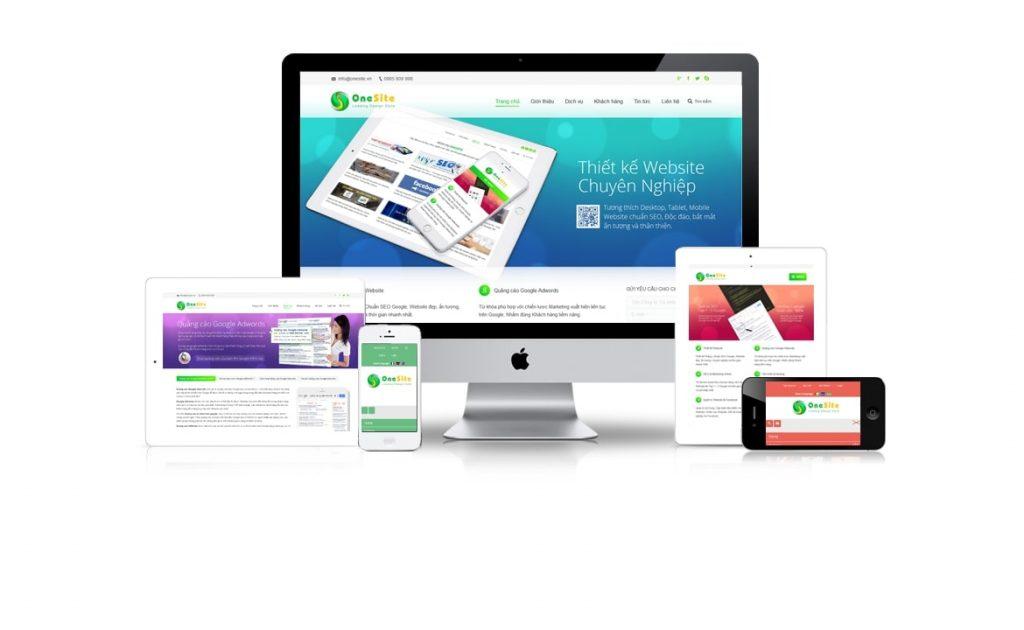 Dịch vụ thiết kế web trọn gói chuyên nghiệp cung cấp website theo yêu cầu