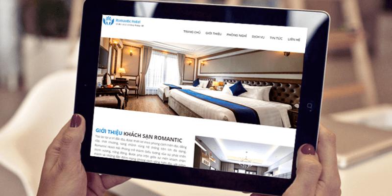 giới thiệu khách sạn