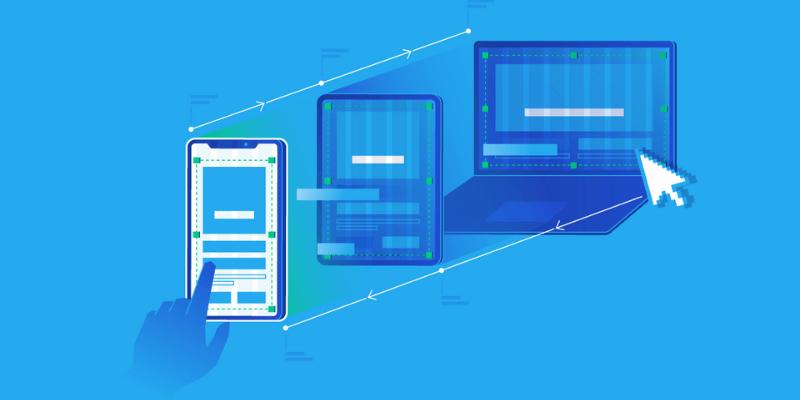 thiết kế website responsive